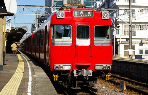 鉄道模型の名鉄 Nゲージ